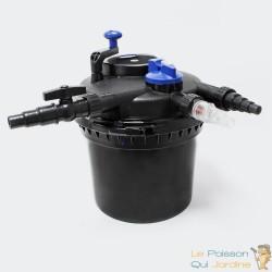 Filtre bassins de jardinsous pression UV 11W jusqu'à 8000 litres