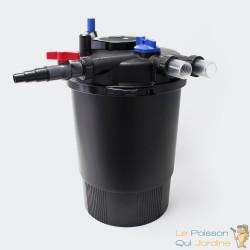 Filtre bassins de jardin sous pression UV 55W jusqu'à 60000 litres
