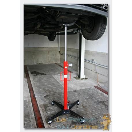 Support levage moteur voiture ou chandelle haute 500 khg