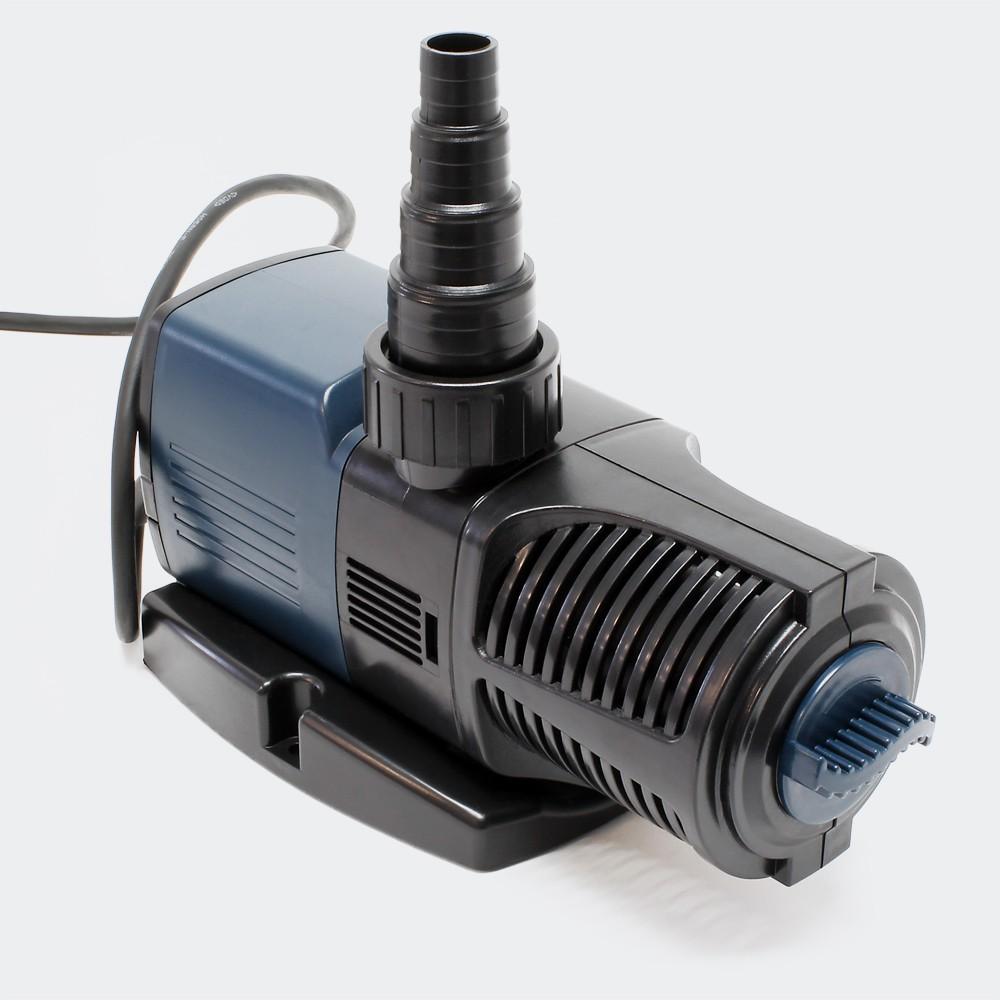 Pompe à eau de bassin de jardin. Économique et puisante : 10000 l/h