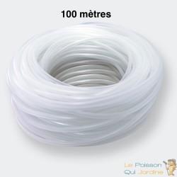 100 mètres gratuits de tuyau pour pompe à air d'aquarium ou pour bassin de jardin