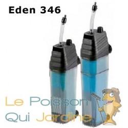 Eden 346 : Pompe filtre interne de 400 l/h
