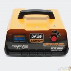 Chargeur de batterie auto moto rapide 12 à 24 Volts - 30567