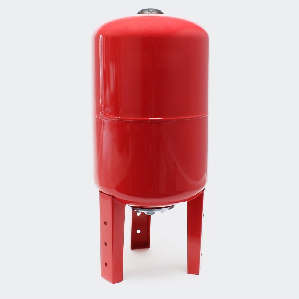 Ballon Vertical Ou Cuve À Vessie Pour Installations Sanitaires : 100 Litres