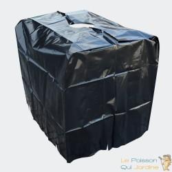 Pack De 2 Bâches De Protection Pour Citernes IBC 1000 Litres