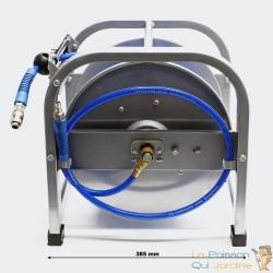 Dévidoir automatique tuyau Pneumatique