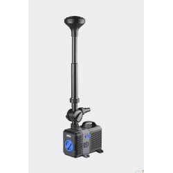 Pompe pour fontaine + jets 8000 l/h - 70W Hauteur du jet 560 cm