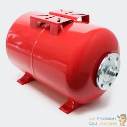 Ballon ou cuve à vessie pour installations sanitaires : 50 litres