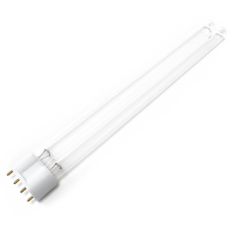 Ampoule UVC 55 Watts 4 pins pour aquariums ou bassins de jardin