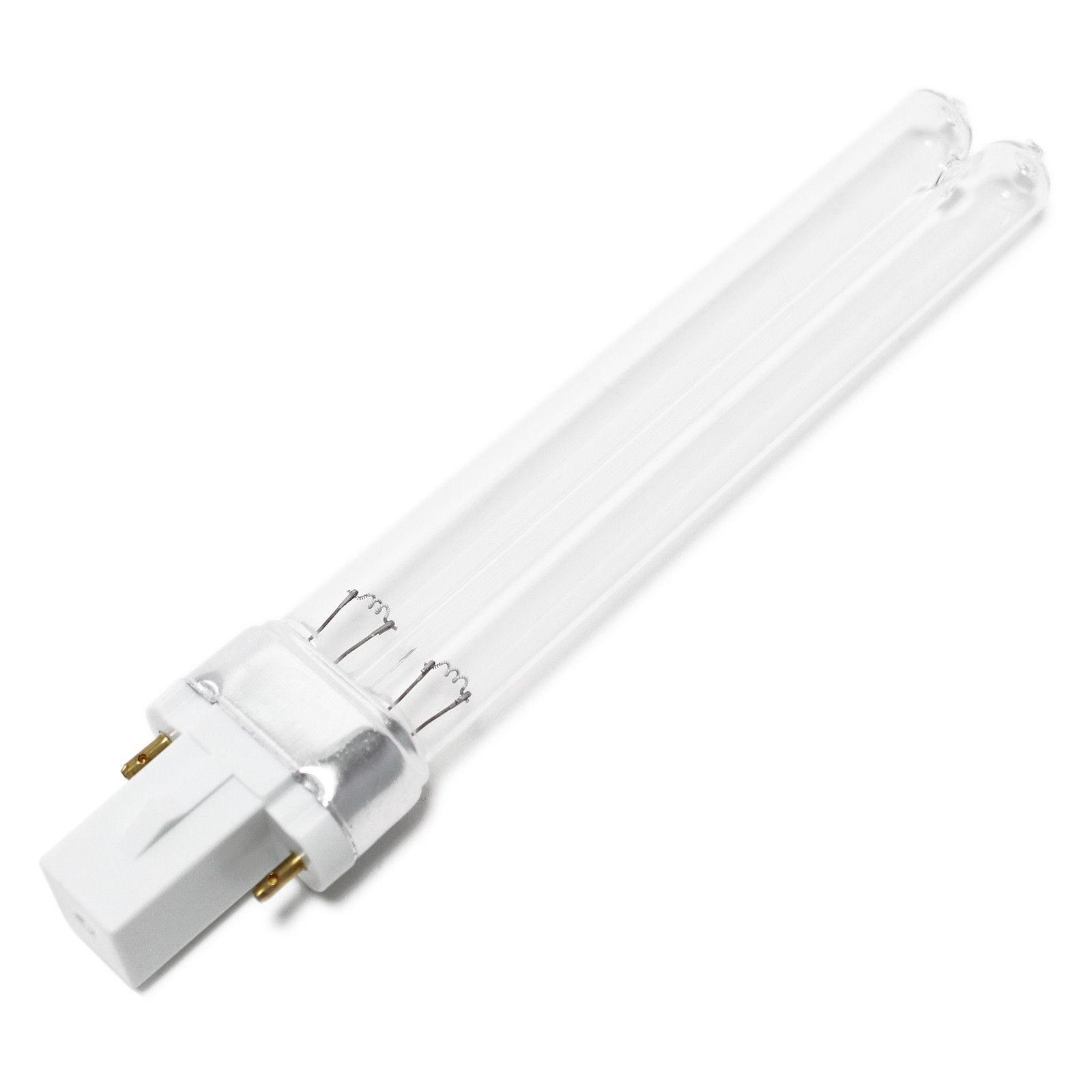 Ampoule de remplacement UVC 7W pour aquarium et bassin de jardin