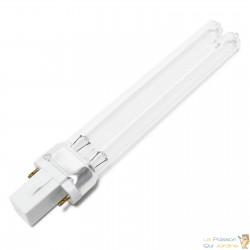 Ampoule de remplacement UVC 9W pour aquarium et bassin de jardin