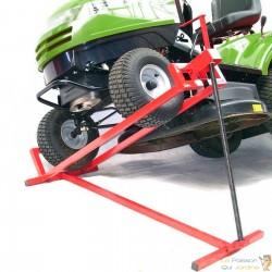 Lève - cric tondeuse tracteur auto portée