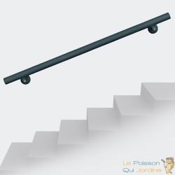 Rambarde 100 cm Gris Anthracite. Rampe D'Escalier Ou Main Courante