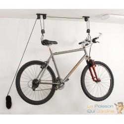 Porte-Vélos - Support de Rangement au Plafond - Capacité max : 20kg