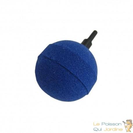 Diffuseur bulleur d'air ( boule ) Sphèrique pour bassin : 5 cm