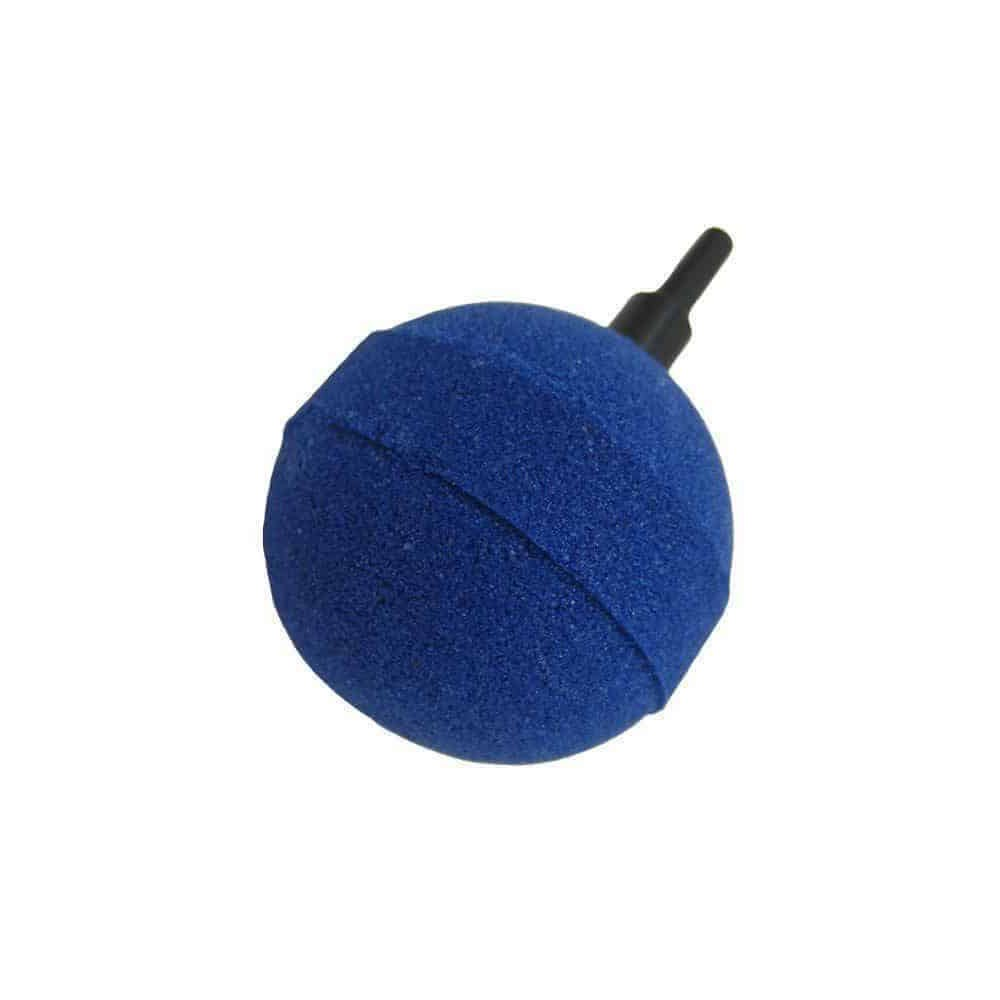 Diffuseur d'air ( boule ) sphèrique pour aérer les bassins de jardin : 5 cm