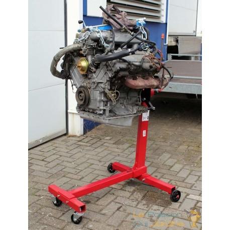 Support levage moteur voiture et moto 450KG