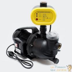 Pompe à eau forage, drainage, puits 4600l/h + pressostat