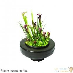 Panier flottant 30 cm de diamètre pour plantes de bassins de jardin et étangs