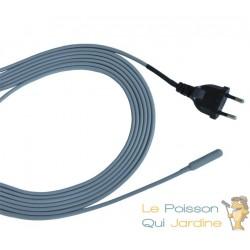 Câble chauffant 80 W pour aquarium et terrarium, hydroponie