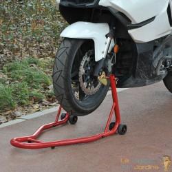 Béquille avant pour toutes motos