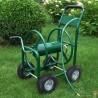 Enrouleur Chariot Pour Tuyau D'Arrosage, Jusqu'à 70 Mètres.