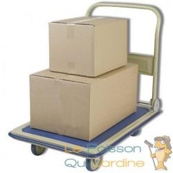 Chariot pliable 150 kg envoi gratuit
