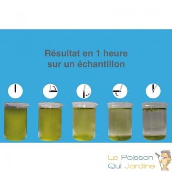 Produit 500ml Anti Algues Et Eau Claire Pour Bassins Et ...