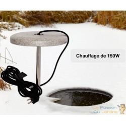 Chauffage Bassin 150W. Pour Empêcher La Glace De Se Former Sur L'Étang