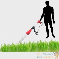 Désherbeur Électrique Écologique. Efficace Contre Les Mauvaises Herbes