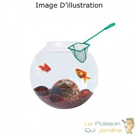 Epuisette De 12.5 cm, Pour Aquarium, Eau Douce Et Eau De Mer