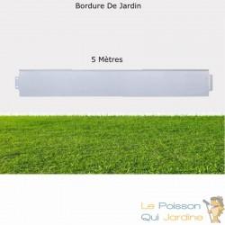 Bordures De Jardin, En Métal, À Clipser, Longueur De 5 Mètres.