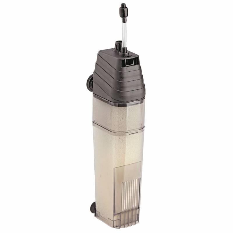 Pompe filtre interne aquarium de 400 l/h. Idéal pour aquariums de 150 litres