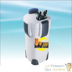 Filtre Externe 1000 l/h avec UV 9W pour aquariums