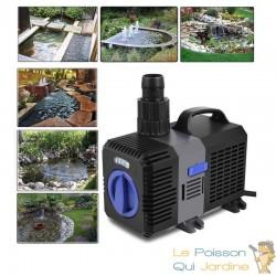 Pompe bassin de jardin HYPER ECO 8000 l/h 70W
