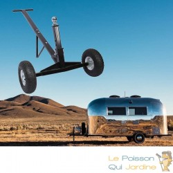 Déplace Ou Tire Caravane, Remorque, Vans. Maximum 270 kg