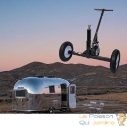 Déplace Ou Tire Caravane, Remorque, Vans. Maximum 450 kg