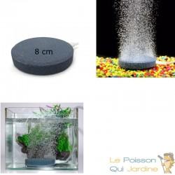 Diffuseur d'air , bulleur disque 8 cm pour bassins de jardins et étangs