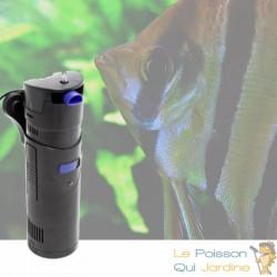 Pompe filtre intérieur 700 l/h avec UV 7W pour aquarium