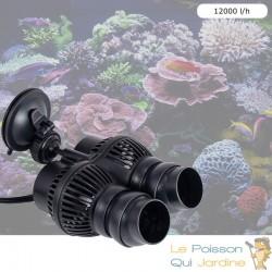Pompe De Brassage 12000 l/h Pour Aquariums Marins Et Récifaux