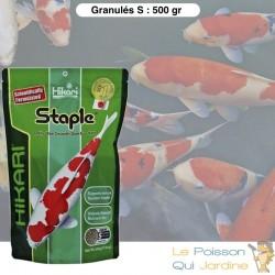 Granulés Premium Croissance Pour Poissons De Bassin : 500 Gr Small