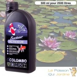 Activateur De Bactéries 500 ml Pour Bassins De Jardin de 2500 Litres