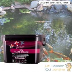 Produit Assurant La Clarté De L'eau Du Bassin De Jardin : 2500 ml