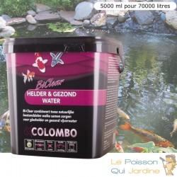 Produit Assurant La Clarté De L'eau Du Bassin De Jardin : 5000 ml