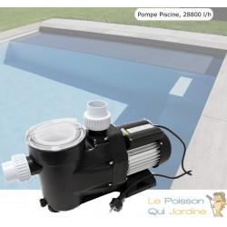 Pompe piscine de 33600 l/h