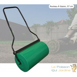 Rouleau À Gazon 57 cm, Manuel, À Utiliser Après Avoir Semé