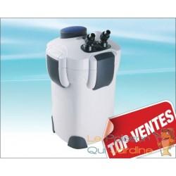 Filtre extérieur Sunsun 1400 l/h pour filtration d'aquariums