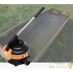 Pompe à eau manuelle pour jardin, maison, salle de bain, étangs, auge, baignoire bouchée