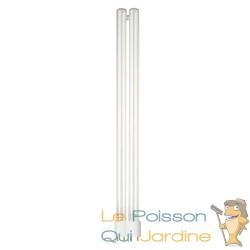 Ampoule UVC  24Watts 4 pins pour aquarium et bassin de jardin