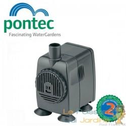 Pompe 1200 l/h pour fontaine extérieure et intérieure 2 ans de garantie